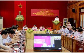 Yên Bái: PCI trong nhóm đầu các tỉnh khu vực miền núi phía Bắc