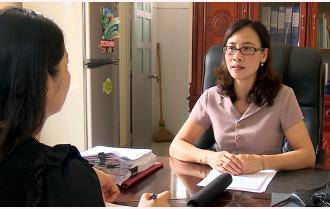 Phó Giám đốc Sở Y tế Lê Thị Hồng Vân thông tin về 2 trường hợp nghi nhiễm COVID-19