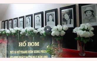 [VIDEO] Huyền thoại 10 cô gái thanh niên xung phong ở