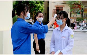 Sáng nay - 7/7: Trên 8.100 thí sinh Yên Bái chính thức bước vào Kỳ thi tốt nghiệp THPT năm 2021