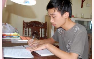 Nguyễn Công Thành – Tấm gương vượt khó học giỏi