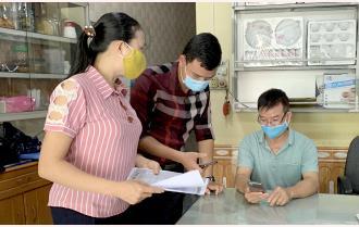 Yên Bái đẩy mạnh cài đặt ứng dụng Bluezone phòng, chống dịch COVID-19