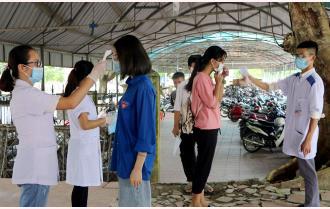 Sáng nay - 9/8: Hơn 7.400 thí sinh Yên Bái chính thức bước vào Kỳ thi tốt nghiệp THPT năm 2020