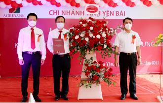 Khai trương Phòng giao dịch Bảo Hưng Agribank Chi nhánh huyện Trấn Yên