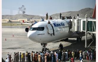 40 người chết do giẫm đạp, nổ súng ở sân bay Afghanistan