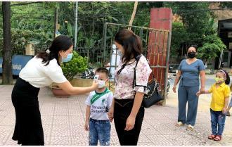 Yên Bái: Hôm nay, trên 18.000 học sinh lớp 1 tựu trường