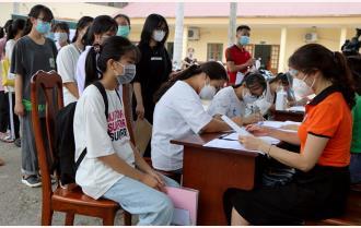 Trường Cao đẳng Sư phạm Yên Bái đón 249 học sinh, tân sinh viên nhập học
