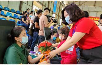 Yên Bái: Hiến máu tình nguyện - sẻ chia với cộng đồng