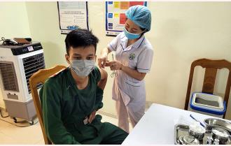 Yên Bái đẩy nhanh tiến độ tiêm vắc xin Covid-19 toàn dân