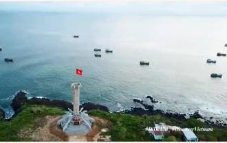 Vẻ đẹp biển đảo Việt Nam
