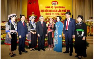 Đại hội XIX Đảng bộ tỉnh Yên Bái: Đổi mới, sáng tạo, khai thác tiềm năng, lợi thế, tạo động lực mới cho sự phát triển nhanh, bền vững