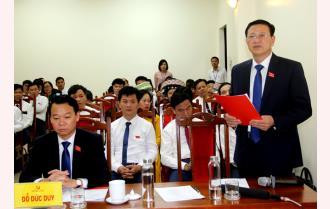 Thảo luận tổ tại Đại hội XIX Đảng bộ tỉnh Yên Bái: Dân chủ và trách nhiệm