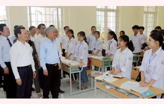 Yên Bái nâng cao chất lượng, hiệu quả và đảm bảo công bằng trong giáo dục