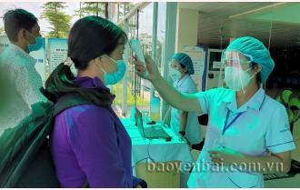 Yên Bái đảm bảo an toàn bệnh viện trước đại dịch