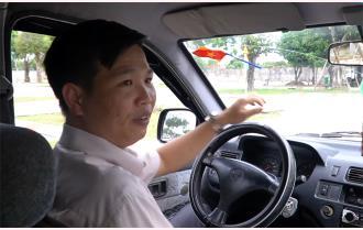 Hướng dẫn lái xe: Mẹo chỉnh gương và tư thế ngồi trên ô tô