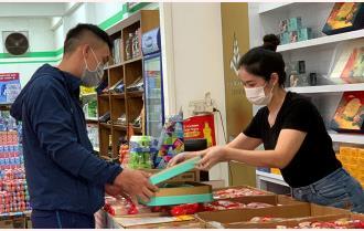 Yên Bái: Đìu hiu thị trường bánh Trung thu