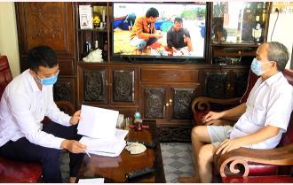 Thị xã Nghĩa Lộ thực hiện Nghị quyết 68/NQ-CP: Bảo đảm hỗ trợ kịp thời, đúng đối tượng