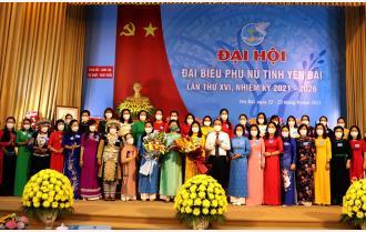Đại hội đại biểu phụ nữ tỉnh Yên Bái lần thứ XVI thành công tốt đẹp