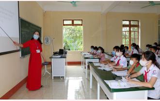 """Giáo dục Yên Bái: Viên gạch hồng """"xây"""