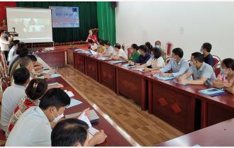 """Hội thảo """"Chia sẻ thông tin về thực hành việc áp dụng đạo đức kinh doanh và trách nhiệm xã hội của doanh nghiệp"""""""