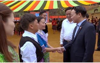 30 năm tái lập: Đảng bộ tỉnh Yên Bái phấn đấu vì hạnh phúc nhân dân