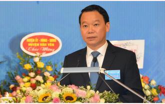 Phát biểu chỉ đạo của đồng chí Bí thư Tỉnh ủy Đỗ Đức Duy tại Đại hội phụ nữ tỉnh Yên Bái thứ XVI