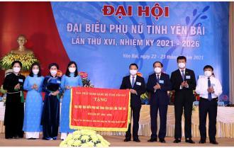 39 đồng chí được bầu vào Ban Chấp hành Hội Liên hiệp phụ nữ tỉnh Yên Bái khóa XVI