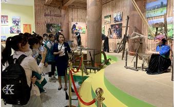 Bảo tàng Yên Bái: Nơi lưu giữ và phát huy các giá trị văn hóa