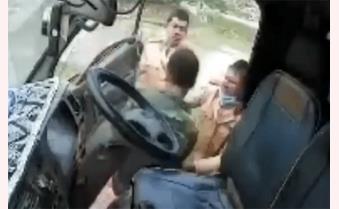 Bắc Giang: Kỷ luật 3 cảnh sát giao thông đánh tài xế