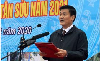 Yên Bái ra quân cao điểm bảo đảm trật tự, an toàn giao thông dịp Tết Nguyên đán Tân Sửu và Lễ hội Xuân 2021