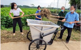 Hội Nông dân Yên Bái: Thúc đẩy nông dân cải thiện môi trường sống, phát triển sản xuất