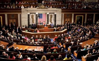 Hạ viện Mỹ.