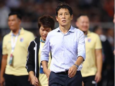 HLV Nishino tự tin vào sức mạnh của Thái Lan.