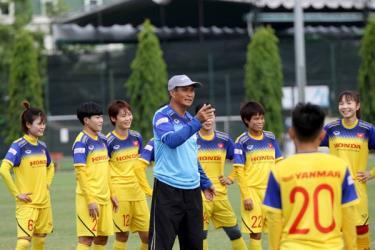 ĐT nữ Việt Nam sẽ liên tục tham dự các giải đấu trong thời gian tới.