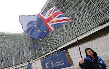 Anh và EU đạt được thỏa thuận về Brexit.