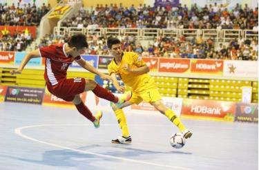 Việt Nam đã giành chiến thắng cả ở tỷ số lẫn thế trận.