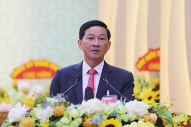 Tân bí thư Tỉnh ủy Lâm Đồng khóa XI.