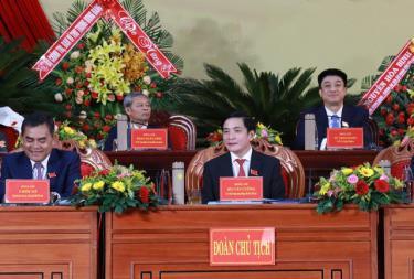 Ông Bùi Văn Cường tái đắc cử Bí thư Tỉnh ủy Đăk Lăk