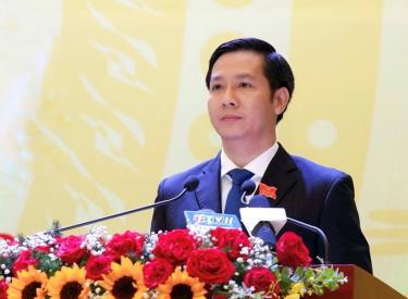 Đồng chí Nguyễn Thành Tâm tái đắc cử Bí thư Tỉnh uỷ Tây Ninh nhiệm kỳ 2020-2025.