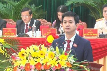 Bí thư Tỉnh ủy Quảng Trị Lê Quang Tùng