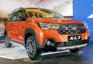 Suzuki XL7 đang vươn lên trong phân khúc xe đa dụng 7 chỗ tại Việt Nam