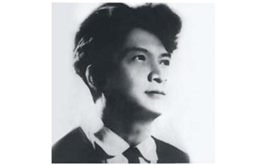 Nhà thơ Chế Lan Viên.