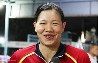 Với 14 HC vàng đạt được, Ánh Viên giúp đoàn quân đội dẫn đầu giải bơi VĐQG 2020.
