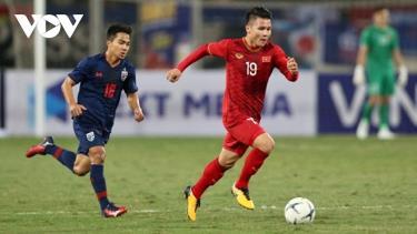 ĐT Việt Nam hiện đang hơn ĐT Thái Lan 19 bậc trên BXH FIFA mới nhất.