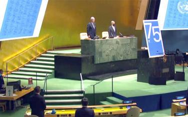 Đại hội đồng Liên Hợp Quốc kỷ niệm ngày Liên Hợp Quốc