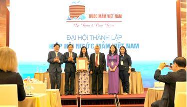 Ban Vận động thành lập Hiệp hội nước mắm Việt Nam đã tổ chức Đại hội thành lập Hiệp hội nước mắm Việt Nam nhiệm kỳ 2020-2025 sáng 27/10.