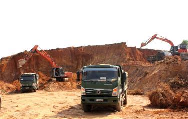 Năm 2020, tổng kế hoạch vốn ODA, tỉnh Yên Bái được phép thực hiện và giải ngân là 1.196.805 tỷ đồng. (Ảnh: Mạnh Cường)