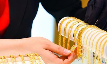 Giá vàng SJC trong nước duy trì ở mức 56,40 triệu đồng/lượng ngày 28/10.