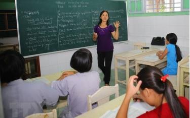 Chương trình giáo dục phổ thông mới theo định hướng phát triển phẩm chất và năng lực học sinh là một trong những giải pháp quan trọng từng bước khắc phục dạy thêm học thêm không đúng quy định.