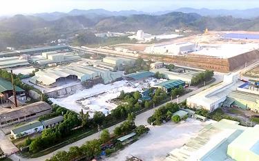 Khu Công nghiệp phía Nam của tỉnh có diện tích quy hoạch 400 ha đã cơ bản được đầu tư đồng bộ hạ tầng nhằm thu hút các nhà đầu tư.
